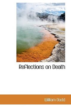 portada reflections on death
