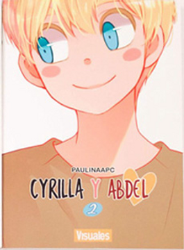 portada Cyrilla y Abdel #2