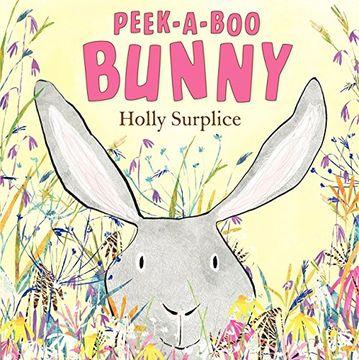 portada peek-a-boo bunny