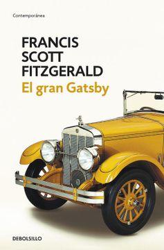 portada El Gran Gatsby