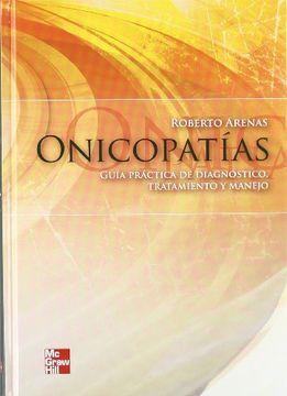 portada Onicopatias Guia Practica de Diagnostico Tratamiento y Manejo