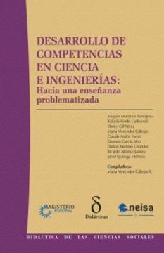 portada DESARROLLO DE COMPETENCIAS EN CIENCIA E INGENIERIAS