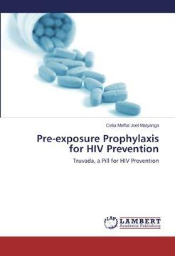 portada Pre-exposure Prophylaxis for HIV Prevention
