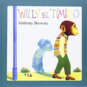 portada Willy el Tímido