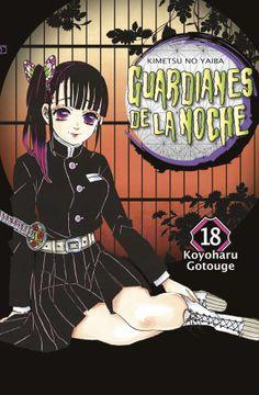 portada Guardianes de la Noche 18