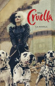 portada Cruella.  La novela