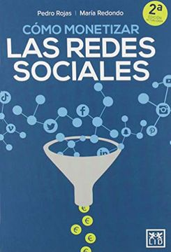 portada Cómo Monetizar las Redes Sociales (Colección Acción Empresarial)
