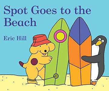portada Spot Goes to the Beach (libro en Inglés)