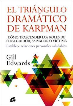 portada El Triangulo Dramatico de Karpman