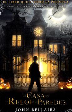 portada La Casa con un Reloj en sus Paredes
