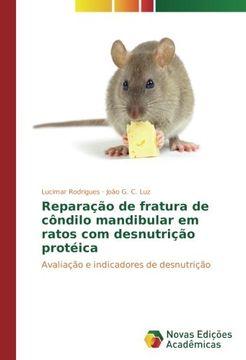 portada Reparação de fratura de côndilo mandibular em ratos com desnutrição protéica: Avaliação e indicadores de desnutrição