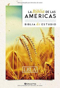 portada La Biblia de las Américas - Biblia de Estudio