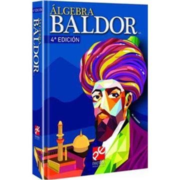 portada Algebra Baldor
