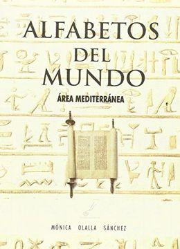 portada Alfabetos del mundo (area mediterranea)