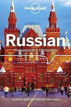 portada Lonely Planet Russian Phrasebook & Dictionary (libro en Inglés)