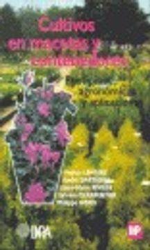 portada cultivo en macetas y contenedores
