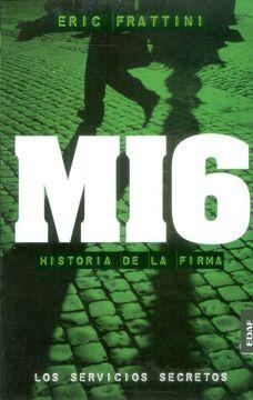 portada Mi6: Historia de la Firma
