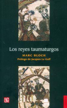 portada Los Reyes Taumaturgos