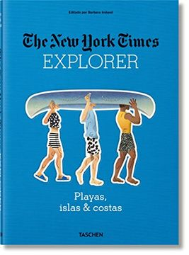 portada The new York Times Explorer. Playas, Islas y Costas