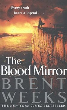 portada The Blood Mirror (Lightbringer)