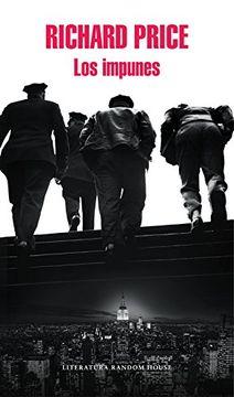 portada Los Impunes (Literatura Random House)