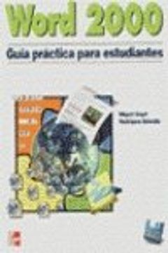 portada Word 2000: Guia Practica Para Estudiantes