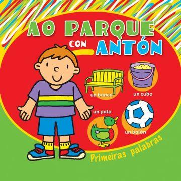 portada Ao parque con Antón (Infantil-Xuvenil)