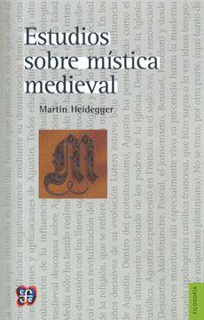portada Estudios Sobre Mística Medieval