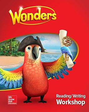 portada Wonders Reading/Writing Workshop, Volume 4, Grade 1 (Elementary Core Reading) (libro en inglés)