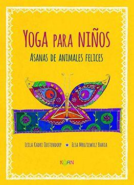 portada Yoga Para Ninos. Asanas de Animales Felices