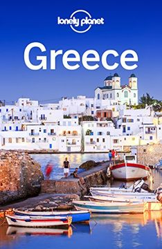 portada Lonely Planet Greece (Travel Guide)