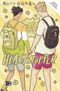 portada Heartstopper 3 (Nueva Versión)