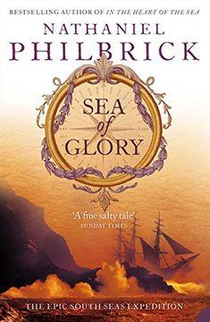 portada Sea of Glory: The Epic South Seas Expedition 1838–42 (libro en Inglés)
