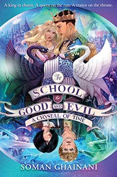 portada A Crystal of Time 5 (The School for Good and Evil) (libro en Inglés)
