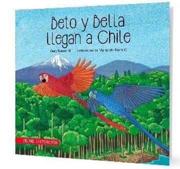 portada Beto y Bella Llegan a Chile