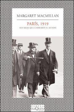portada Paris, 1919