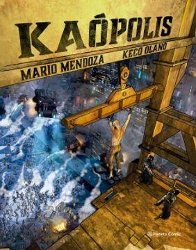 portada Kaópolis
