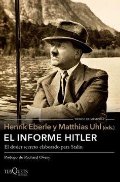 portada El Informe Hitler