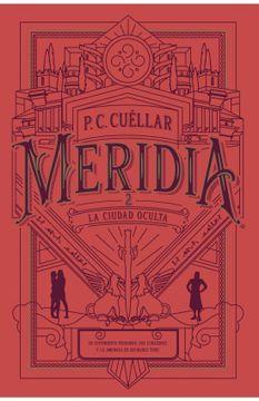 portada MERIDIA 2- LA CIUDAD OCULTA