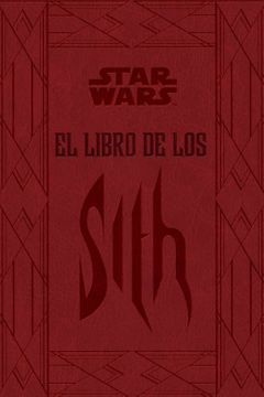 portada Star Wars el Libro de los Sith