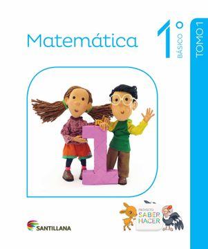 portada Pack Matemática 1 Saber Hacer