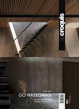 portada El Croquis 191: Go Hasegawa 2005 (libro en Inglés)