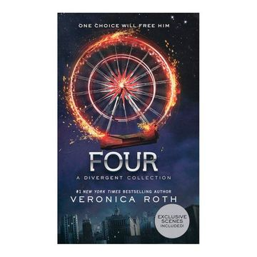 portada Four: A Divergent Collection (Divergent Series Story) (libro en Inglés)