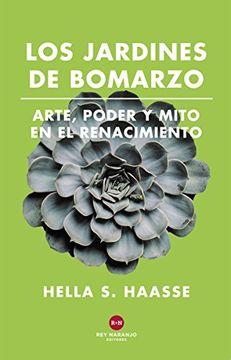 portada Los Jardines de Bomarzo: Arte, poder y mito en el Renacimiento (Spanish Edition)