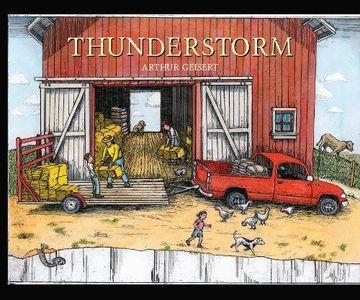 portada Thunderstorm (libro en Inglés)
