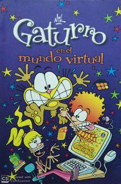 portada GATURRO EN EL MUNDO VIRTUAL BY VARIOS AUTORES