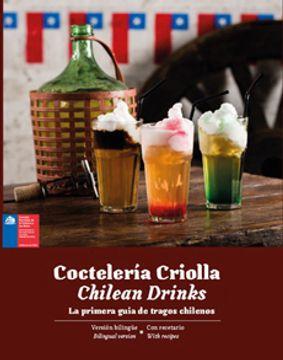portada Cocteleria Criolla. Chilean Drinks
