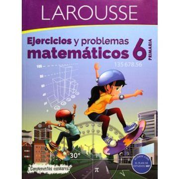 portada Ejercicios Matematicos 6