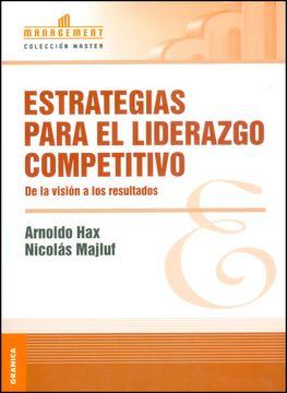 portada Estrategias Para el Liderazgo Competitivo