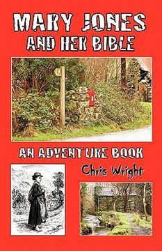 portada mary jones and her bible - an adventure book